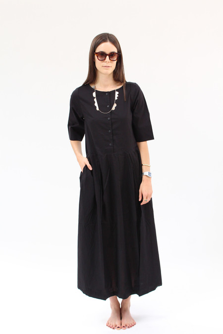 Kowtow Momentum Dress Black