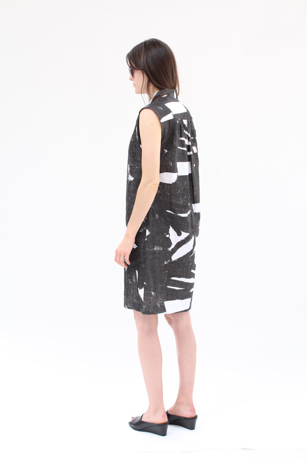 Language Of The Birds Paperbag Dress Westbeth