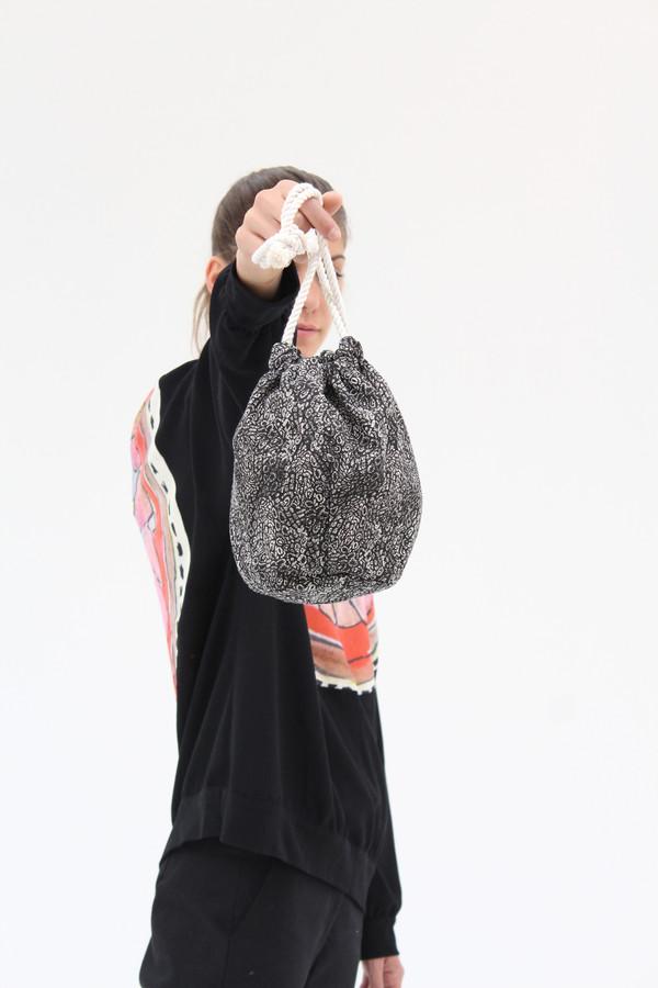 Lina Rennell Drawstring Sack