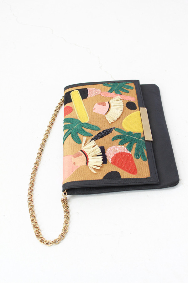 Lizzie Fortunato Port Of Call Clutch Explorers Club