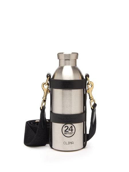 Officina del Poggio Limited Edition Bottle Bag Gift Set - Black