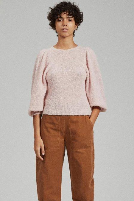 Rachel Comey Forbell Top - Light Pink