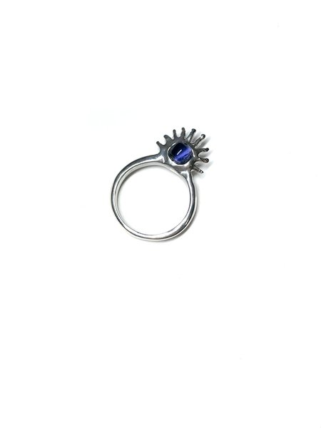CLARK JEWELRY Sol Ring - Silver sterling