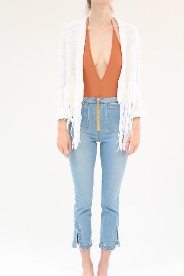 Rachel Comey Maga Pant Bleached Indigo Jeans