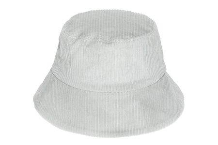 Clyde Ebi Corduroy Bucket Hat - Cloud