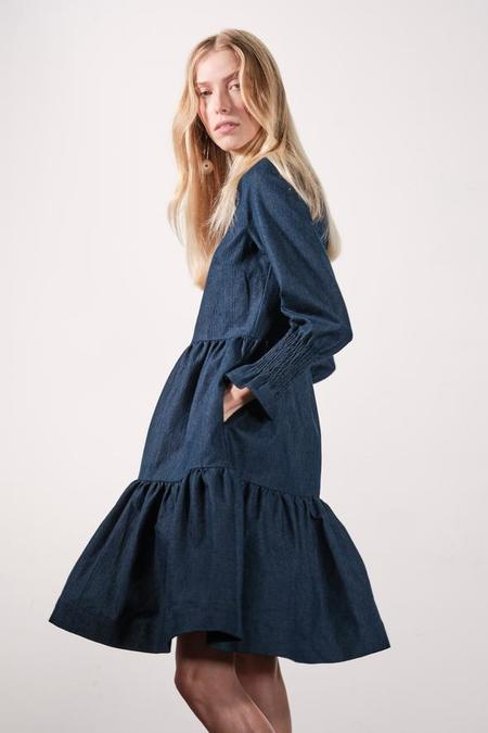 Maria Stanley Langer Dress - Denim
