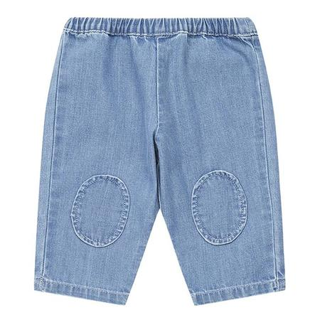 Kids Bonton Bobby Pants - Chambray Blue
