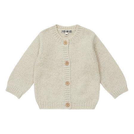 KIDS Bonton Baby Cardigan - Cream