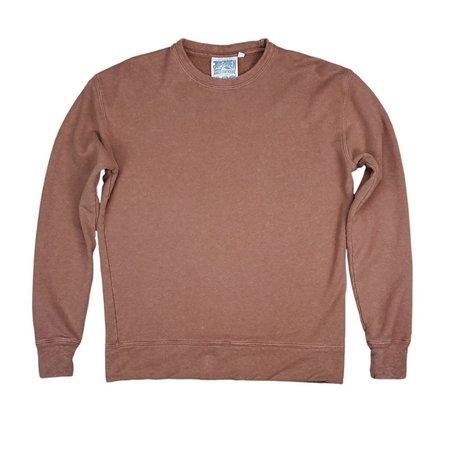 Jungmaven Tahoe Sweatshirt - Terracotta