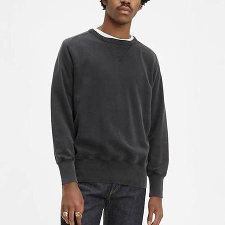 Levi's Vintage Bay Meadows Sweatshirt - Black