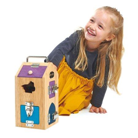 kids Tender Leaf Toys Monster Lock Box toy