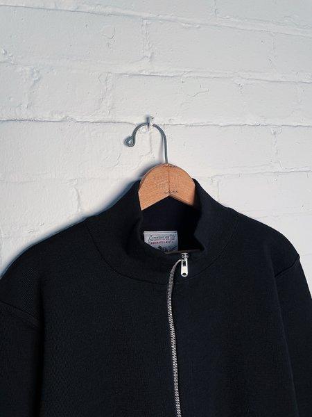 S.N.S. Herning Naval Full Zip sweater - Black