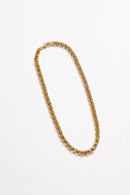 Wolf Circus Camden Necklace - Gold