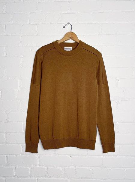 S.N.S. Herning Civil Crew sweater - Golden Camel