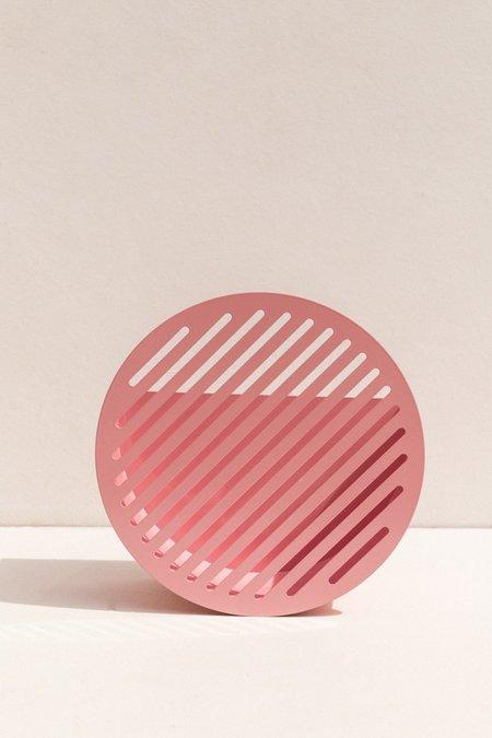 Swedish Ninja Wall Basket - Pink