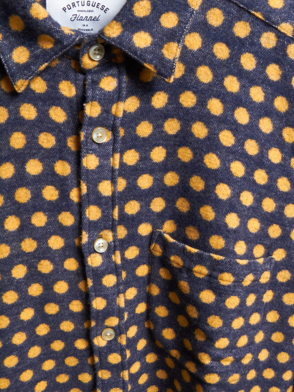 Men's Portuguese Flannel Bolas Shirt