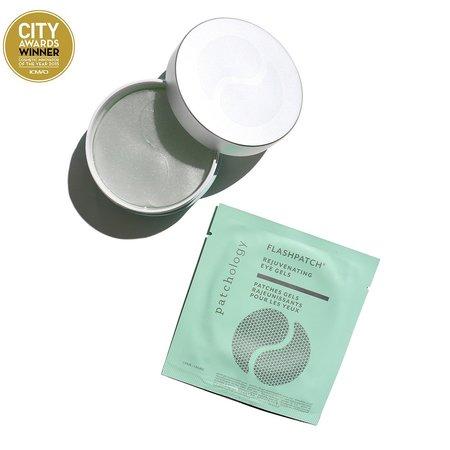 Patchology FlashPatch Rejuvenating Eye Gels-30 Pack