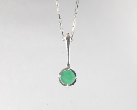 Lacar Pendulum Necklace