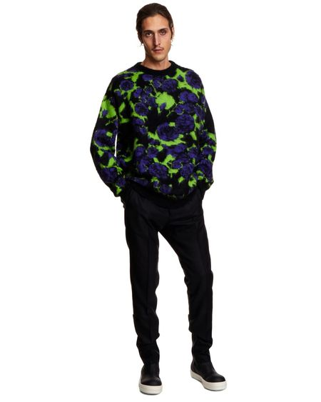 MSGM Patterned Sweater - Multicolor