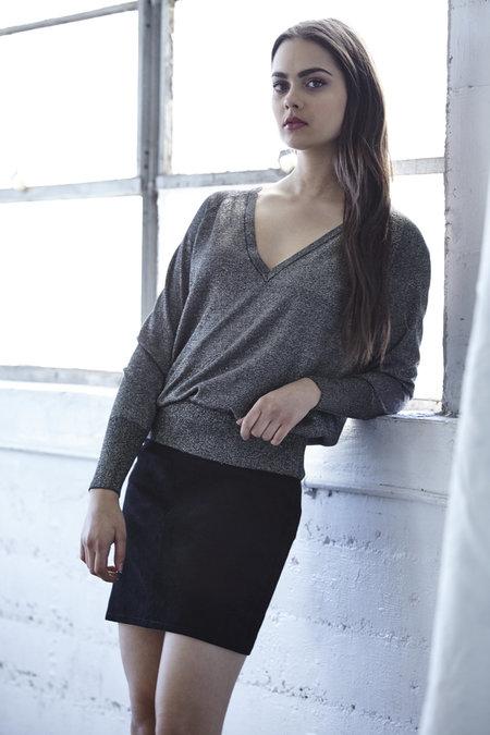 Callahan Shimmer Boyfriend Sweater