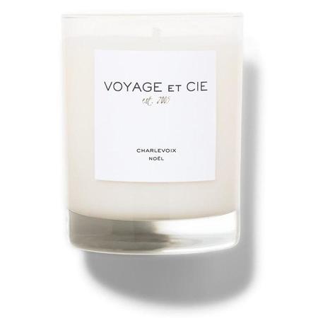 Voyage Et Cie 'Noël' Charlevoix Candle