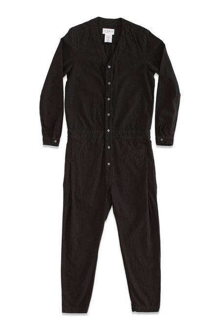 Unisex SEEKER Jumpsuit - Black