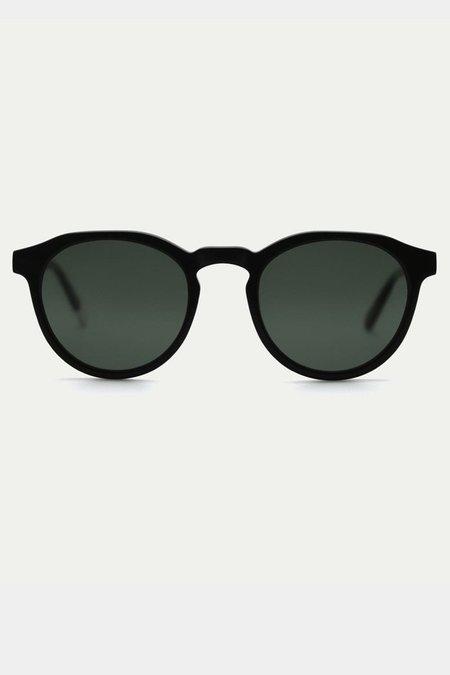 Unisex Pala Eyewear Lich Sunglasses - Black