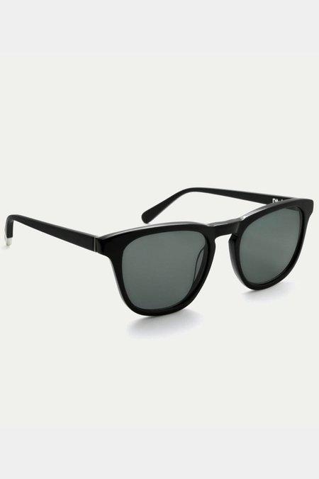 Unisex Pala Eyewear Nyota Sunglasses - Black