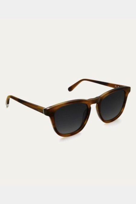 Pala Eyewear Nyoto Sunglasses - Walnut