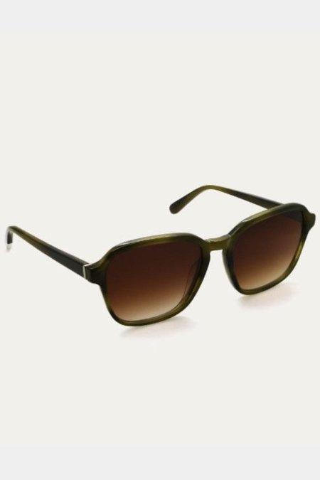 Pala Eyewear Riuha Sunglasses - Olive