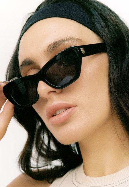 RAIE Ivy Sunglasses - black