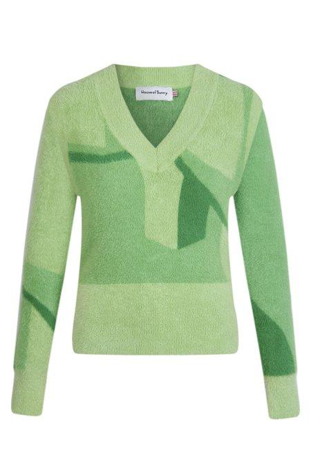 House of Sunny SUBURBAN Detachable sleeve knit