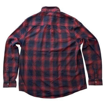 Ksubi Consciousness L/S Shirt - Red Plaid