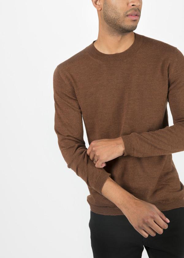 Men's Margaret Howell Wide Crewneck Merino Sweater