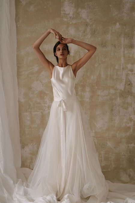 [Pre-loved] A LA ROBE Tallulah Skirt  ALR O/S - White
