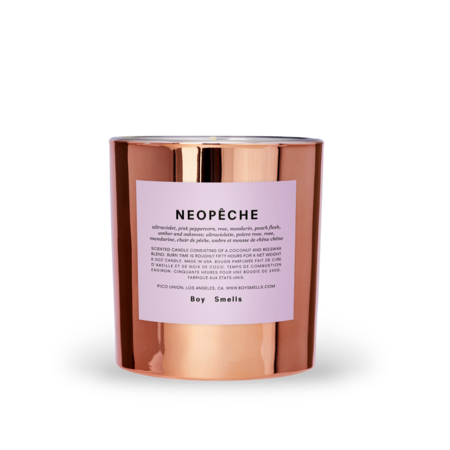Boy Smells NEOPÊCHE candle