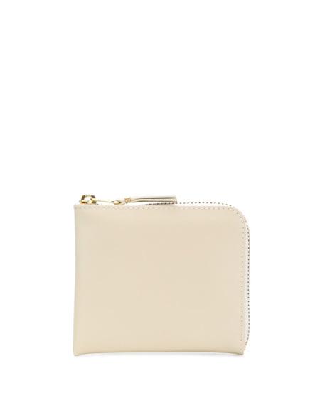 Unisex Comme des Garçons Classic Wallet with Zip
