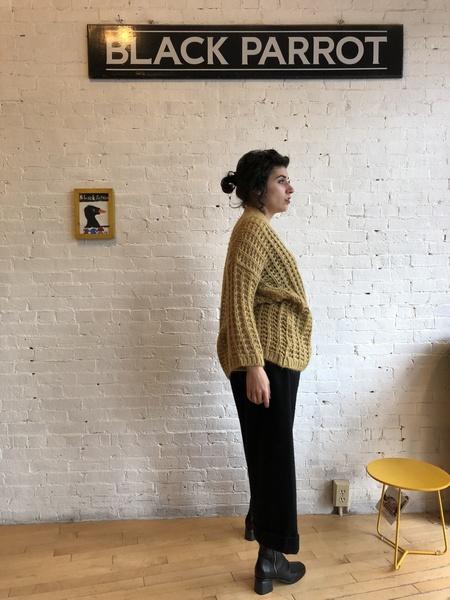 Stella Forest Knit Billie Shawl Sweater