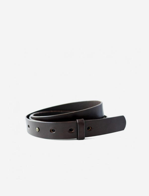 MAKR Button Stud Belt