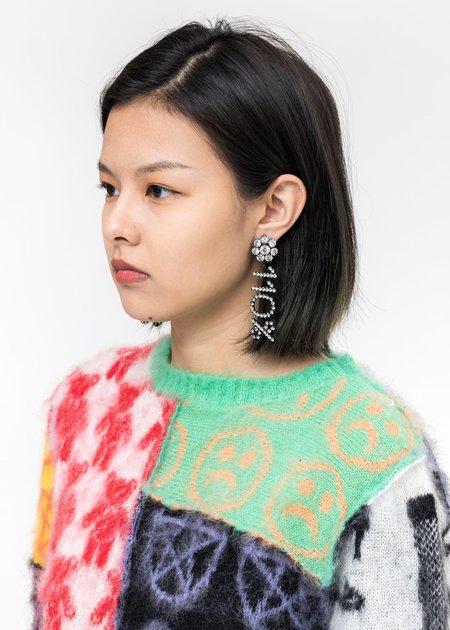 Ashley Williams Flower 110% Earring