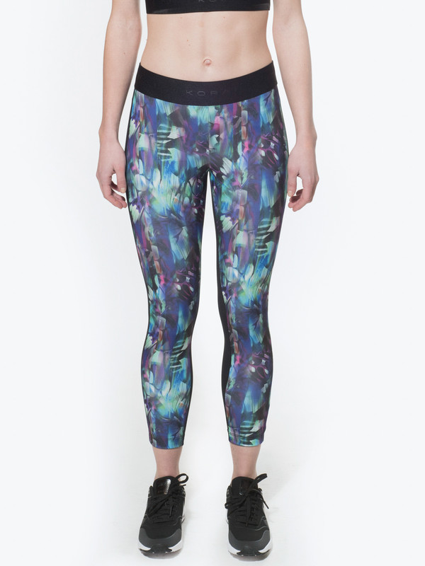 Koral Activewear Compass Cropped Legging
