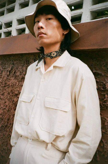 Unisex Seeker x Retriever Field Shirt - Natural