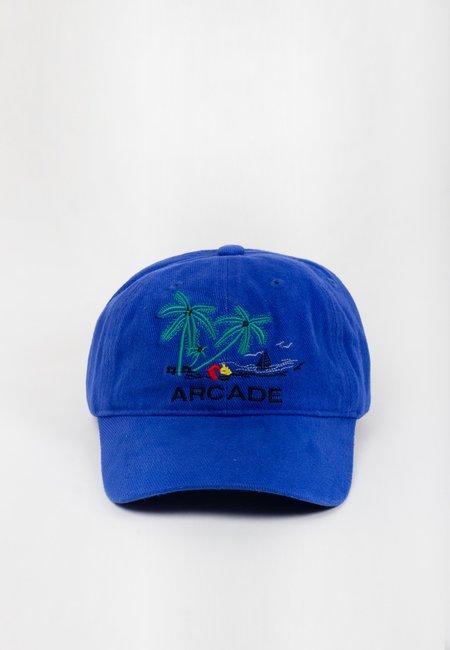 ARCADE Holiday Hat - royal blue