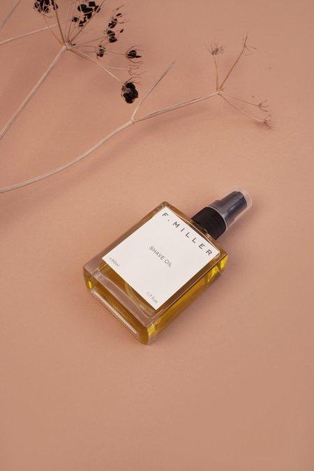 F. Miller Prime Soften Calm Shave Oil