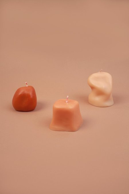 Ann Vincent Sole Set of Soy Wax Candles