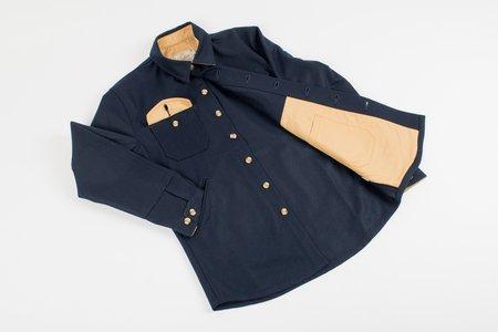 Dehen Crissman Over Shirt - Dark Navy