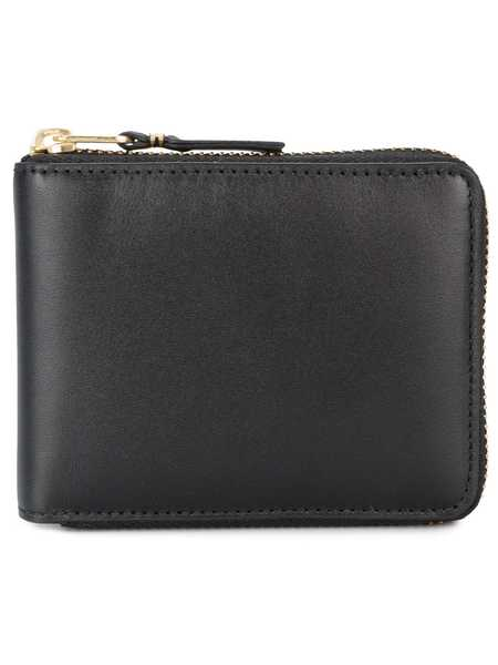 COMME DES GARCONS classic zip-around wallet - Black
