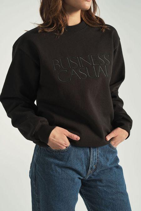 Forage Modern Workshop Business Casual Sweatshirt