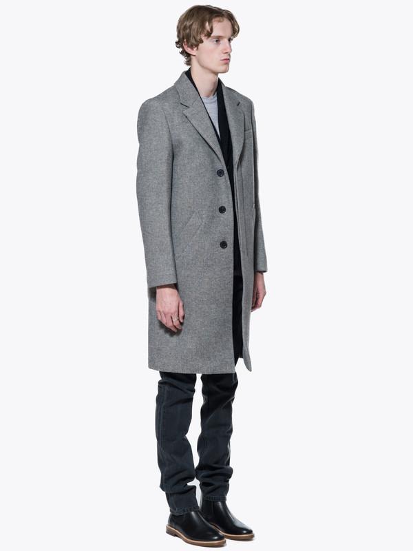 Men's Saturdays Morgan Top Coat