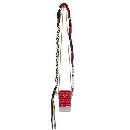 RHUDE Small Cig Bag 4 - Red / White